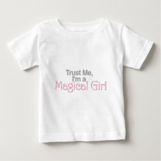 Trust Me, I'm A Magical Girl Baby T-Shirt
