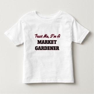 Trust me I'm a Market Gardener Toddler T-shirt