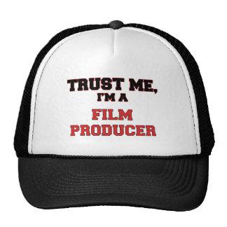 Trust Me I'm a My Film Producer Hats