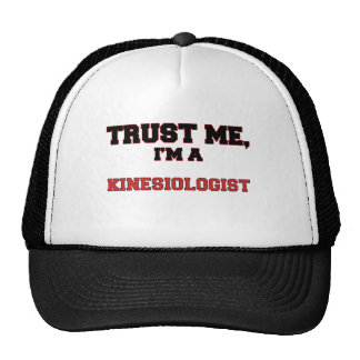 Trust Me I'm a My Kinesiologist Mesh Hat