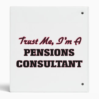 Trust me I'm a Pensions Consultant Binder