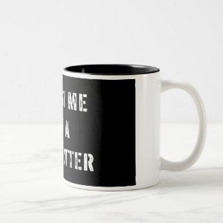 Trust Me I'm a Pipefitter Two-Tone Coffee Mug