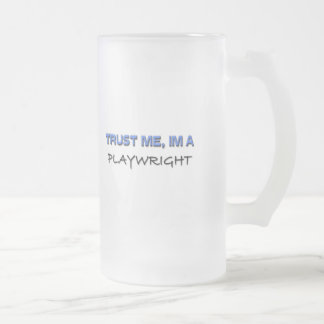Trust Me I'm a Playwright Mugs