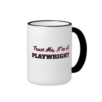 Trust me I'm a Playwright Coffee Mug