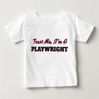 Trust me I'm a Playwright Tshirt