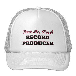 Trust me I'm a Record Producer Hats