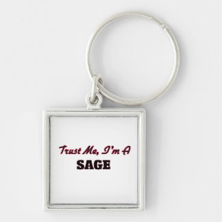 Trust me I'm a Sage Keychains