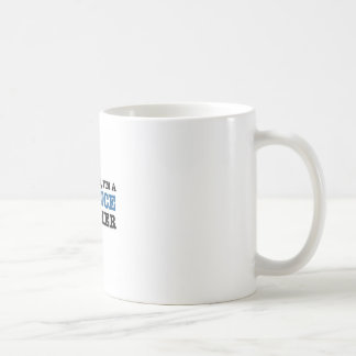 Trust Me, I'm A Science Teacher Basic White Mug