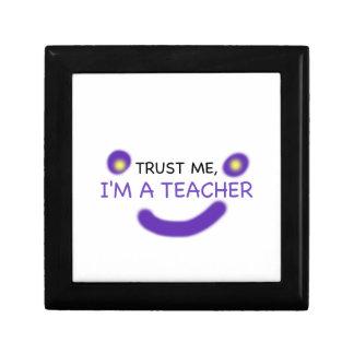 Trust Me, I'm A Teacher Gift Box