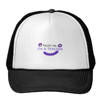 Trust Me, I'm A Teacher Trucker Hat
