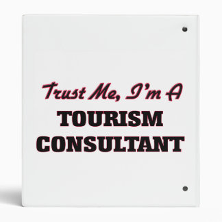 Trust me I'm a Tourism Consultant Binder
