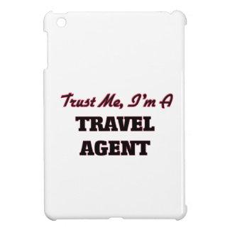 Trust me I'm a Travel Agent Cover For The iPad Mini