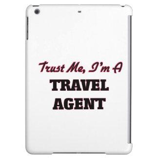 Trust me I'm a Travel Agent iPad Air Cover