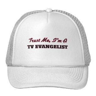 Trust me I'm a TV Evangelist Hat