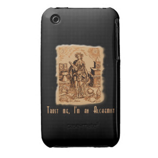 Trust Me I'm an Alchemist! iPhone 3 Cover
