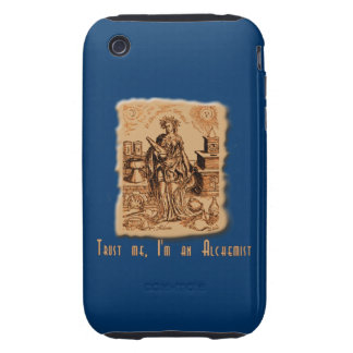 Trust Me I'm an Alchemist! Tough iPhone 3 Covers