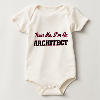 Trust me I'm an Architect Baby Bodysuit