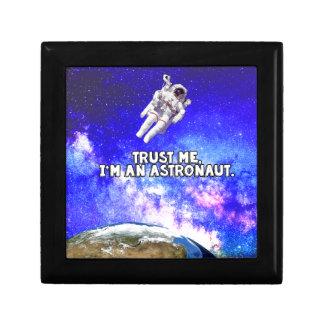 Trust Me I'm an Astronaut Gift Box