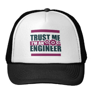 trust me i'm an engineer 3 trucker hat