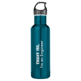 Trust Me, I'm an Engineer 710 Ml Water Bottle