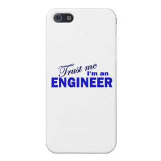 Trust Me I'm an Engineer iPhone 5/5S Cases