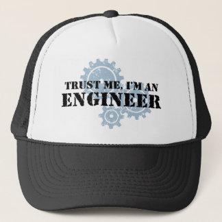 Trust Me I'm An Engineer Trucker Hat