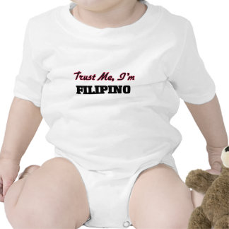 Trust me I'm Filipino Baby Creeper