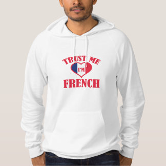 Trust Me I'm French Hoodie