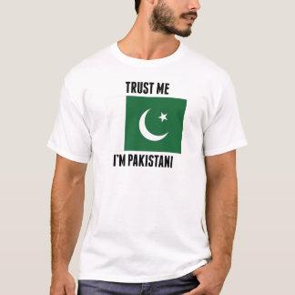 Trust Me I'm Pakistani T-Shirt