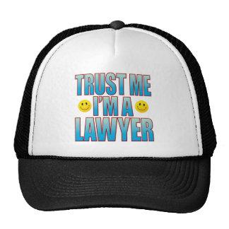Trust Me Lawyer Life B Trucker Hat