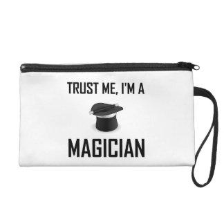 Trust Me Magician Wristlet
