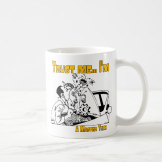 Trust Me Master Tech Auto Mechanic Coffee Mug