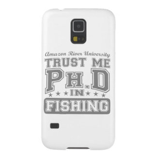 Trust Me Ph.D In Fishing Galaxy S5 Covers