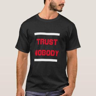 """Trust Nobody"" t-shirt"