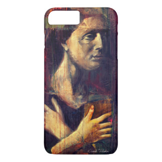 """Trust"" Oil Painting Artwork iPhone 8 Plus/7 Plus Case"