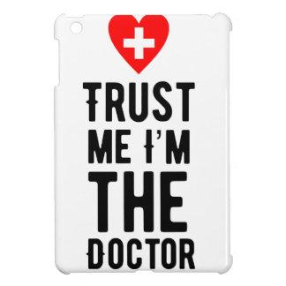 Trust the Doctor iPad Mini Cover