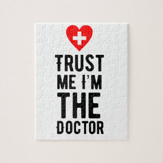 Trust the Doctor Jigsaw Puzzle
