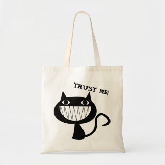 TRUST THE KITTY TOTE BAG