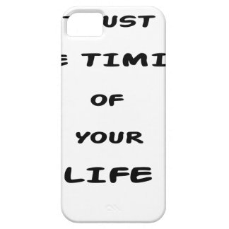 trust the timing of your life case for the iPhone 5