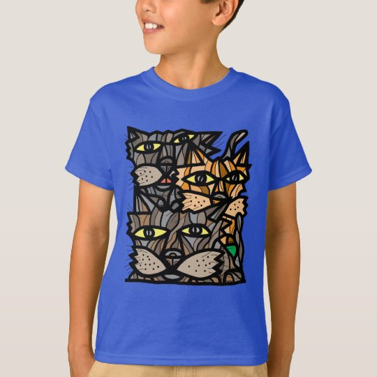 """Trust Yourself"" Kids' Hanes TAGLESS® T-Shirt"