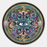 Trust Yourself ~ The Eyes of the World Mandala