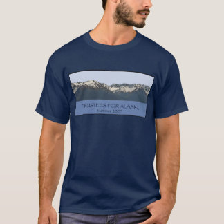 Trustees For Alaska- Legal Intern T-Shirt