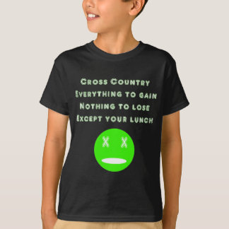 Truth about Cross Country T-Shirt