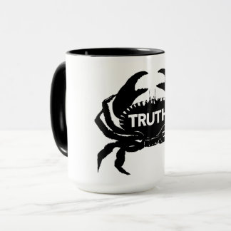 TRUTH CRAB MUG