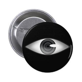 Truth Eye 2 Inch Round Button
