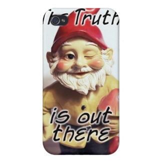 Truth Gnome iPhone 4/4S Cover