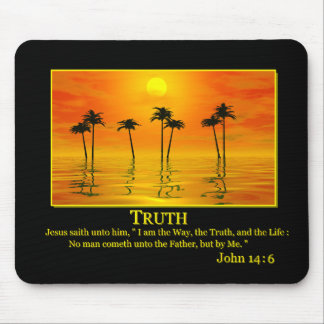 TRUTH MP MOUSE PAD