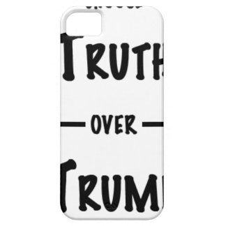 Truth over Trump gifts iPhone 5 Cases