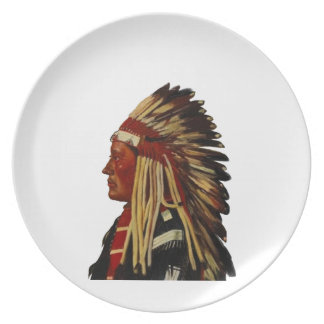 TRUTH PEACE WISDOM DINNER PLATE