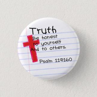 Truth pin